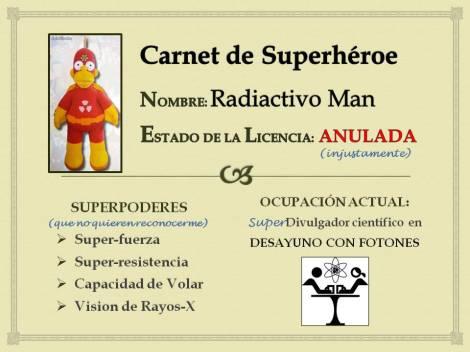 Carnet de superhéroe