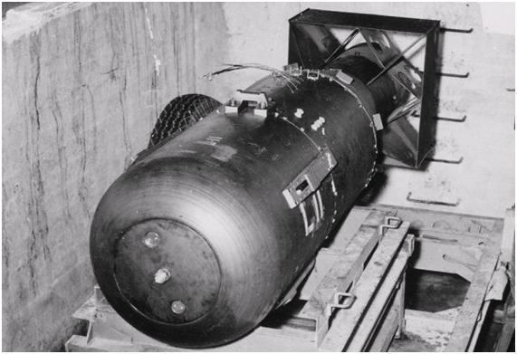 Bomba nuclear Little boy
