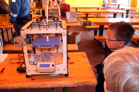 3d printing with the Ultimaker