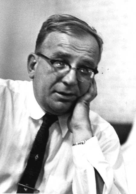George Gamow (1904, Odesa- 1968, Boulder)