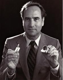 Ted Maiman y su láser de rubí
