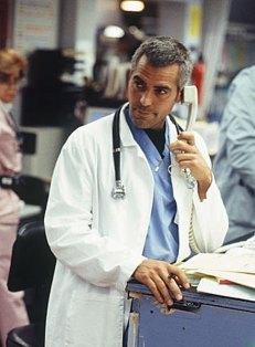 George_Clooney_papel_pediatra_Doug_Ross