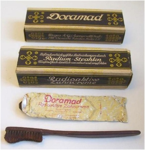 Pasta de dientes Doramad