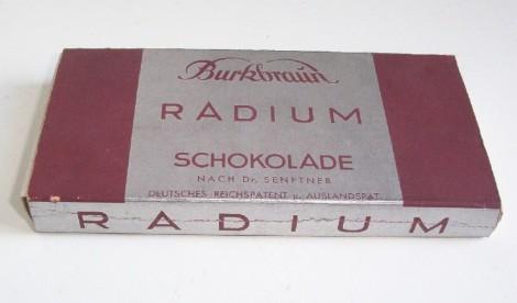 Chocolatinas Burk&Braun (1931-36)