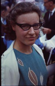 Jocelyn Bell Burnell en 1967