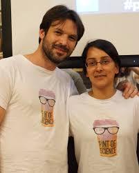 Michael Motskin y Praveen Paul fundaron Pint of Science en el año 2012