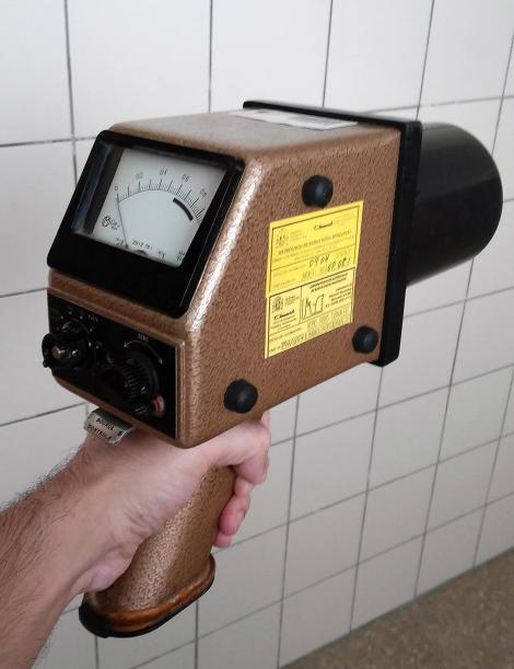 """Monitor de radiación """"Babyline 31"""""""
