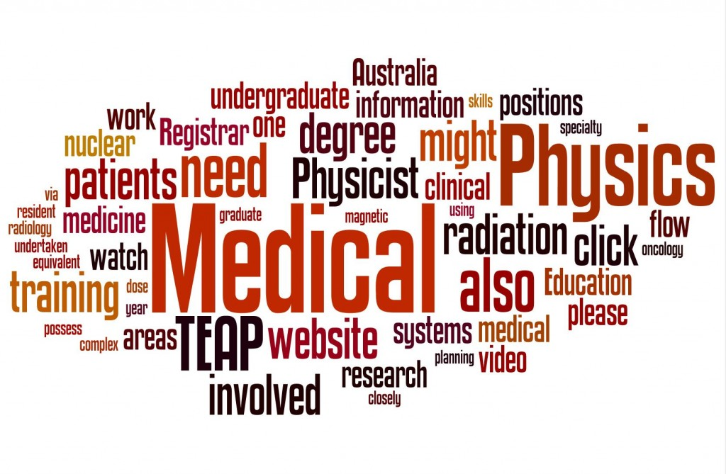 how to become a medical physicist australia