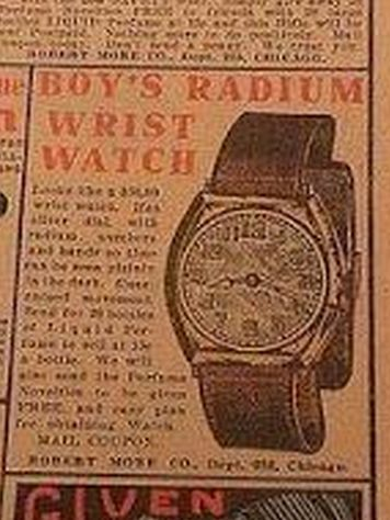 Reloj Ra223