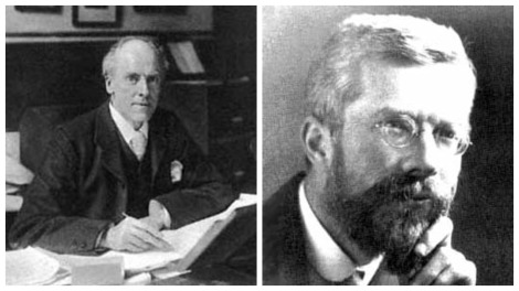 Karl Pearson (1857-1936) y Ronald A. Fisher (1890-1960), inventores del p-valor