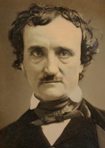 Edgar Allan Poe (Boston, 1809-Baltimore, 1849)