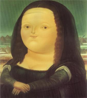 Botero-Mona_Lisa